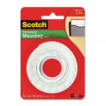 3M Scotch Mounting Tape 12.7mm x 1.9m