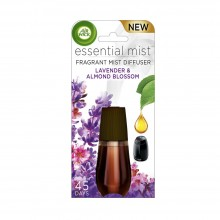 Air Wick Lavender and Almond Blossom Scented Essential Mist Fragrance Refill