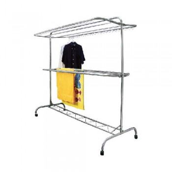 Stainless Steel Clothes Rack-SCR 807 (Item No:F15-21)