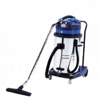 Wet / Dry Vacuum Cleaner (Twin Motor) C/W Stainless Steel Body - SDM-70 (Item No: F10-112)