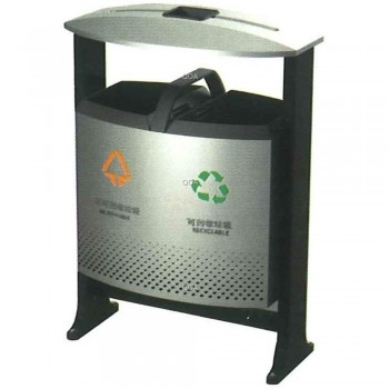 Powder Coat Bin LD-RECYCLE-098/EX(GR) (Item no: G01-141)
