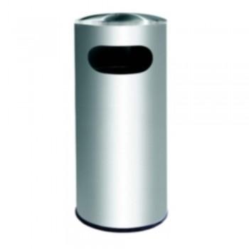 S.Steel Bin c/w Dome Top RAB-002/D (Item no: G01-98)