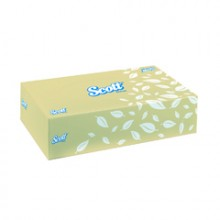 SCOTT® 2-Ply Facial Tissue - Flat (40s) - x 40sheets