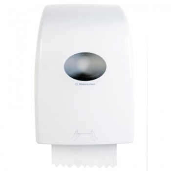 SCOTT® AQUARIUS Slimroll Hand Towel Dispenser - White