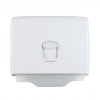 SCOTT® AQUARIUS* Toilet Seat Cover Dispenser - White