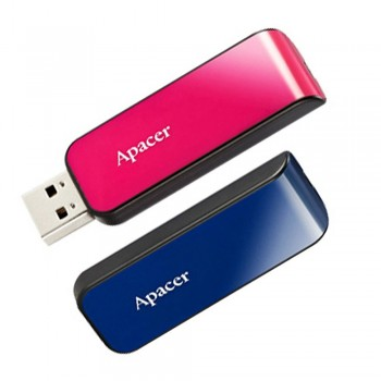 Apacer AH334 HandySteno 64GB Assorted clr