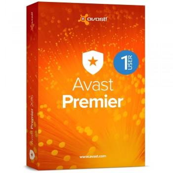 Avast Premier 1user