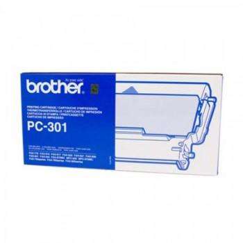 Brother PC301 Fax Ink Film (1 Cartridge & 1 Film)