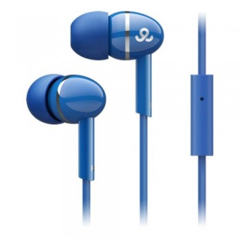GO GEAR In-Ear Headphones Sparklers - Blue (Item No: D11-07) A4R3B42