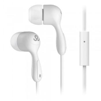 GO GEAR In-Ear Headphones Tunes - White