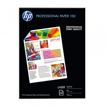 HP Professional Glossy LASER Paper 150 - A4 / 150 sheets / 150g (CG965A)