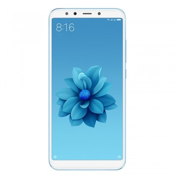 Xiaomi Mi A2 5.99 IPS Smartphone - 64gb, 4gb, 20mp + 12mp, 3020mah, Lake Blue