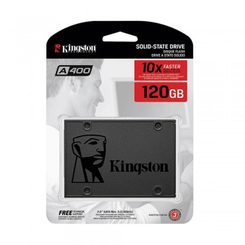 Kingston Sata3 2.5 Solid State Drive 120gb