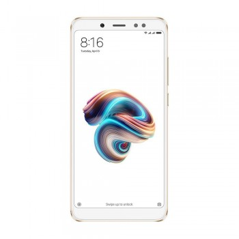Redmi Note 5 5.99'' FHD+ SmartPhone - 32gb, 3gb, 12mp, 4000mAh, Qualcomm Snapdragon 636, Gold