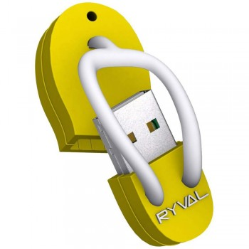 Ryval Tongue 8GB - Yellow