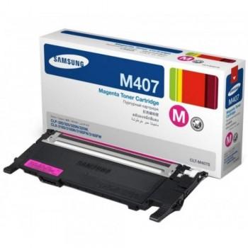 Samsung CLT-407 Magenta Toner Cartridge (SG CLT-M407S/SE)