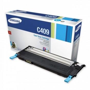 Samsung CLT-409 Cyan Toner Cartridge (SG CLT-C409S)