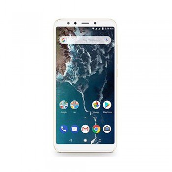 Xiaomi Mi A2 5.99 IPS Smartphone - 128gb, 6gb, 20mp + 12mp, 3020mah, Gold