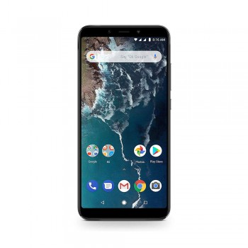 Xiaomi Mi A2 5.99 IPS Smartphone - 64gb, 4gb, 20mp + 12mp, 3020mah, Black
