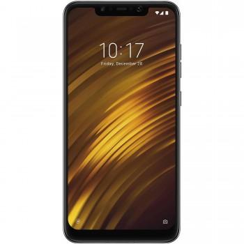 Xiaomi PocoPhone F1 6.18 IPS Smartphone - 128gb, 6gb, 12mp + 5mp, 4000mah, Black