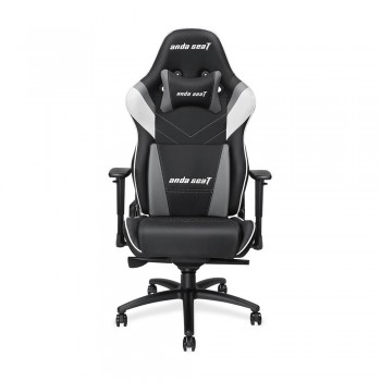 ANDA SEAT Gaming Assassin Series - Black/White/Gray