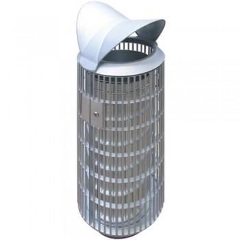 Stainless Steel Bin Waste c/w Open Top-RAB-150/OT (Item No.G01-276)