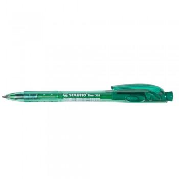 Stabilo 308F1036 Pen Green
