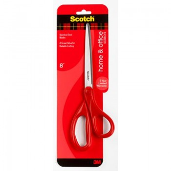 3M 1408 Home & Office Scissors 8