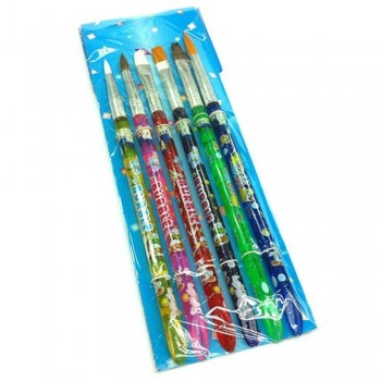 Drawing Brush 6-in-1 set - ASTAR - J01971 (Item No: B05-57) A1R2B185