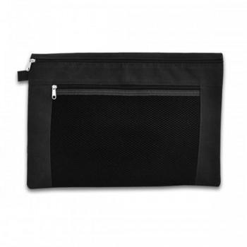 CBE 1026 Zip Document Bag (A4) - Black