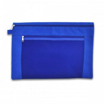 CBE 1026 Zip Document Bag (A4) - Blue