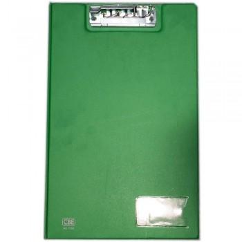 CBE 1100 PVC Clip File (F4) GREEN