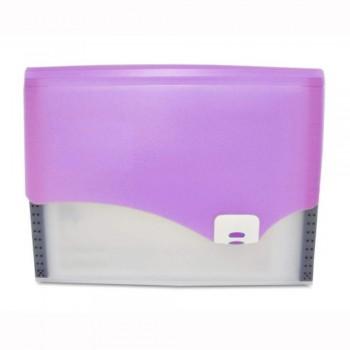 CBE 4307 Expanding File (A4) - Violet (Item No: B10-17 V) A1R5B16
