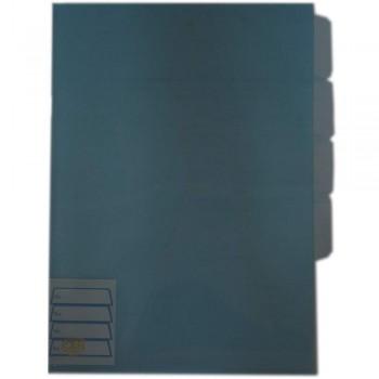 CBE 803A PP Document Holder (A4) BLUE (Item No: B10-100) A1R3B145