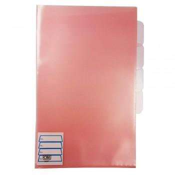 CBE 803F PP Document Holder (F4)-red (Item No: B10-101) A1R3B146