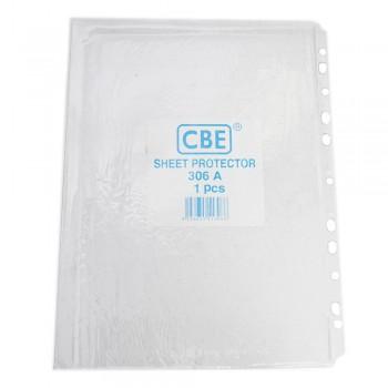 CBE Sheet Protector 306A A4
