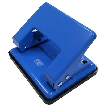 CBE 8686A Two Hole Punch (Big)-blue (Item No: B10-143) A1R3B31