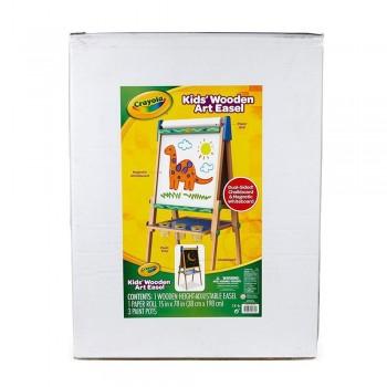 Crayola Kids Wooden Arts Easel - 040479