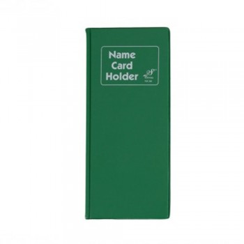 East File NH240 Name Card Holder Green