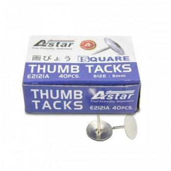 Thumb Tack - E2121A (Item No: B01-32) A1R2B31