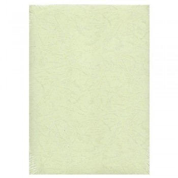 Binding Cover Paper, Light Green - 230gsm,100sheets BFC230-3