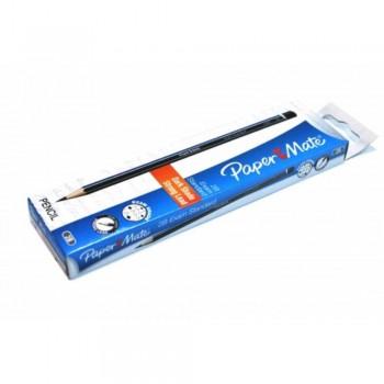 Papermate 2B Pencils 1107 - Exam Standard 12 SM40621107 (Item No: A04-09)