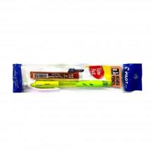 Pilot Rex Grip Mechanical Pencil Value Pack 0.5 mm Pastel Light Green