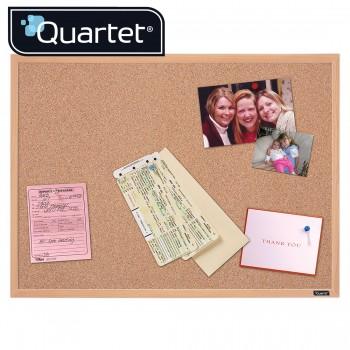 Quartet Oak Cork Frame Boards 35-380342Q