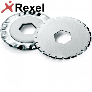 Rexel Replacement Straight Blade For SmartCut A300 & A400 Trimmer - 2101983