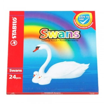Stabilo 1879 Swan Colour Pencil-24L (Item No: B05-21) A1R2B149
