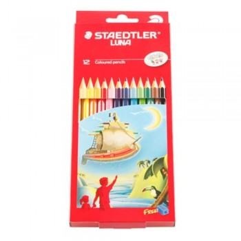 STAEDTLER Luna Aquarell - Watercolour Pencil 12L (Item No: B05-51) A1R2B179