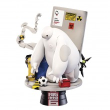 Disney Diorama D-Select Series Exclusive 6-Inch Statue - Big Hero 6 (DS-003)