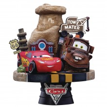 Disney Diorama D-Select Series Exclusive 6-Inch Statue - Cars (DS-009)
