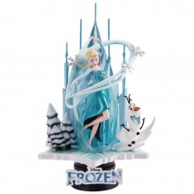 Disney Diorama D-Select Series Exclusive 6-Inch Statue - Frozen (DS-005)
